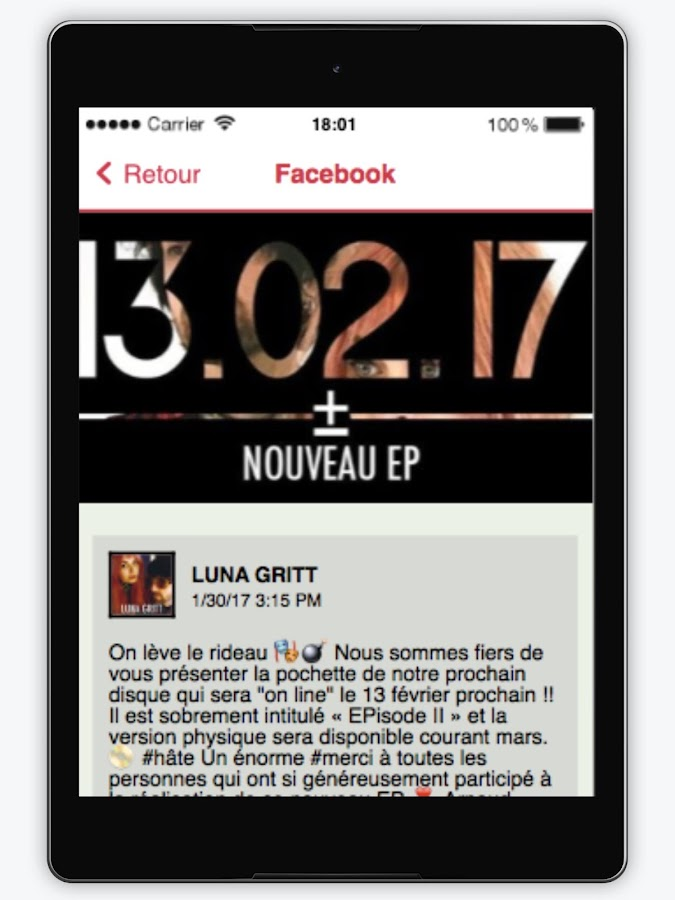 Luna Gritt- screenshot
