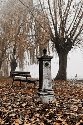 Il guardiano del parco di Hanami