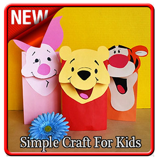 Simple Craft For Kids - náhled