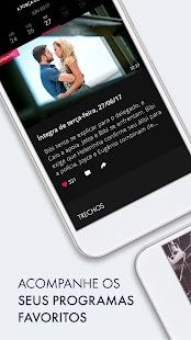Globo Play - náhled