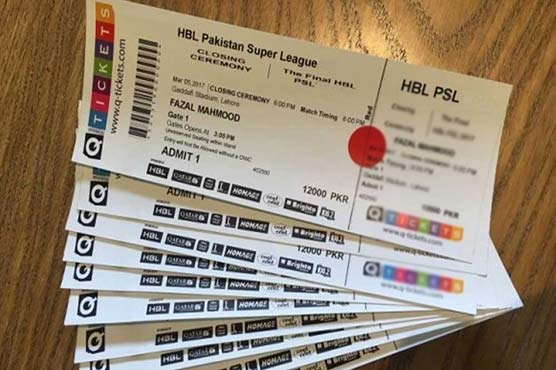 PSL  Tickets