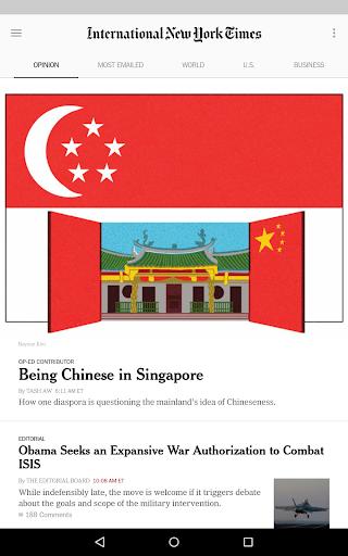 【免費新聞App】NYTimes – Latest News-APP點子