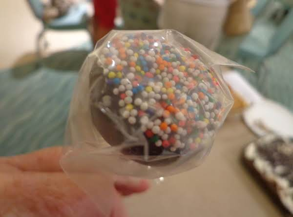 Oreo Cookie Pops Recipe