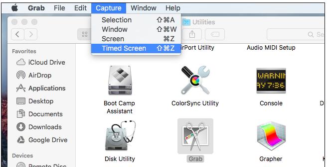 How to Take a Screenshot on Mac