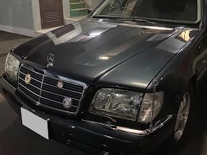 Sクラスセダン W140のカスタム事例画像 Godfatherさんの2021年01月16日03:03の投稿