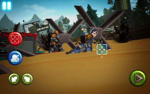 Tankomatron War Robots: Transform Tanks into Bots 3.46 screenshots 2