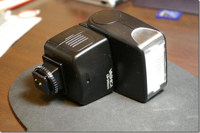 超值小閃燈-YASHICA CS-240