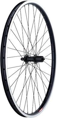 Quality Wheels Rear Wheel Clydesdale XL Rim Brake 700c QR Shimano Deore / Velocity Cliffhanger alternate image 1