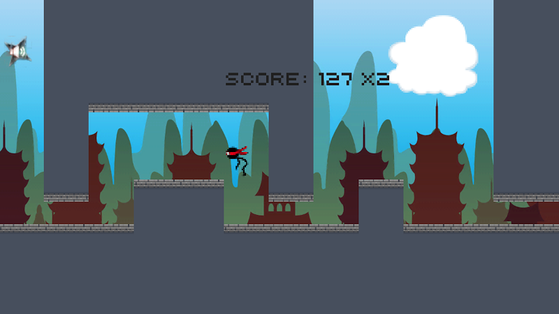 Скриншот Backflip Stick Ninja Madness 2
