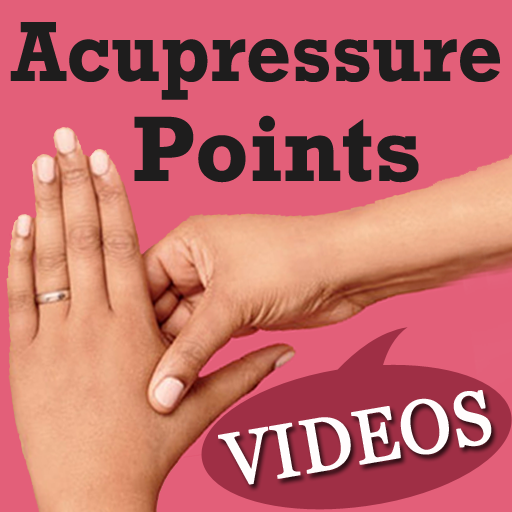 Acupressure Points Full Body Therapy Tips Videos