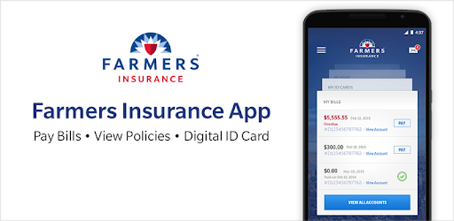 Pay bills quickly, view Digital ID, contact agent -all from the new Farmers app!