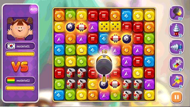 Jewelry Blast : ZOMBIE DUMB apk screenshot