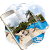 VR Panoramic Summer Sea Island 3D Theme file APK Free for PC, smart TV Download
