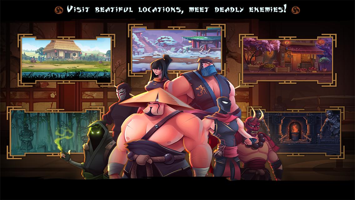 Fatal Fight - Fighting Games– captură de ecran
