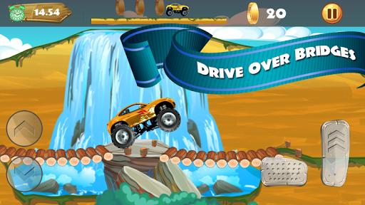 Best Monster Truck Climb Up 1.5 screenshots 8