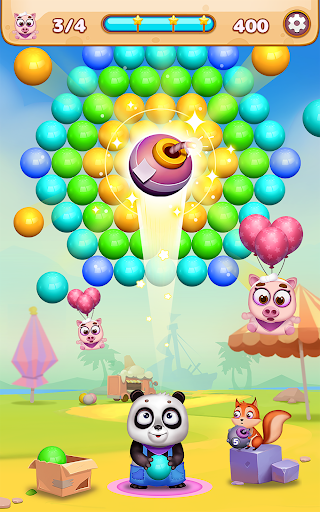Panda Bubble Mania: Free Bubble Shooter 2019 1.08 screenshots 13