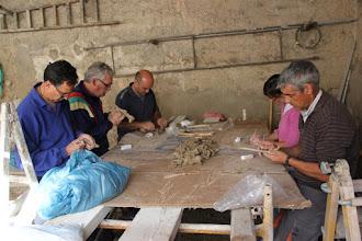 Photo: La gran cantidad de restos hizo que las tareas de limpieza se prolongasen durante varios días.