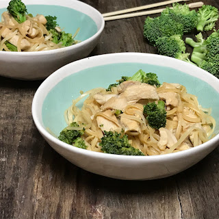 Quick Chicken And Broccoli Stir-Fry.