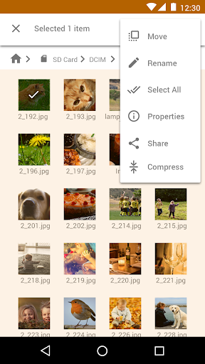 File Browser by Astro (File Manager) Screenshot