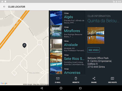 Holmes Place Journey App  screenshots 11