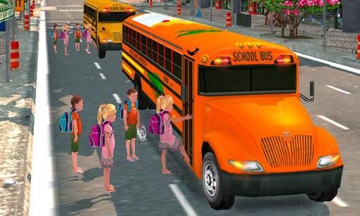 SMA Bus Driving 3D 1.2.9 screenshots 1