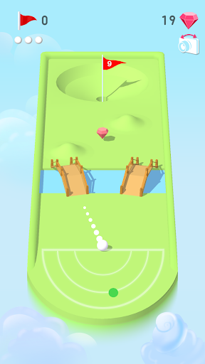 Pocket Mini Golf
