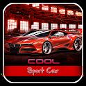 Sports Car Theme icon