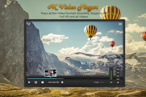 4K Video Player 1.2 screenshots 1