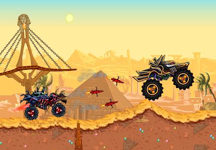 Mad Truck Challenge – Shooting Fun Race 3