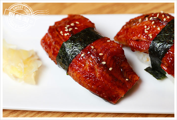 大手町日本料理鰻魚握壽司2
