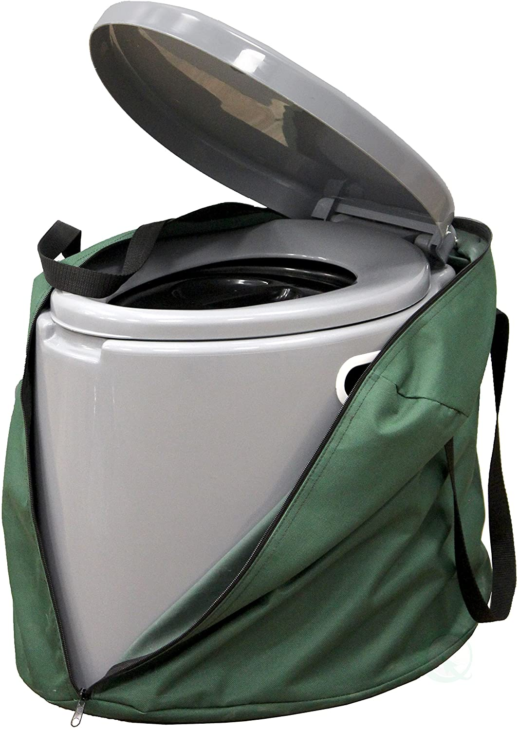 playberg portable travel toilet for hiking or camping