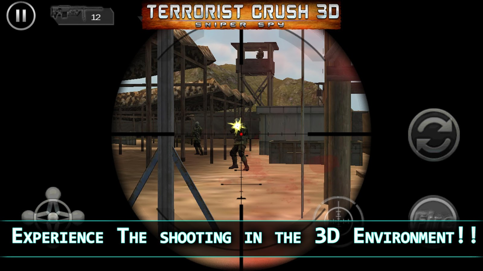 Mission igi fps shooting game android apps on google play