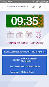 First Bus m-Tickets screenshot 7
