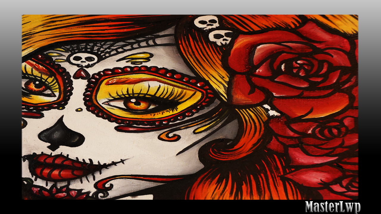 mexican skull wallpaper android apps on google play