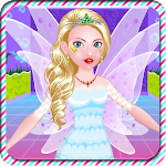 Beautiful fairy wedding games