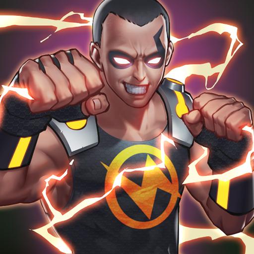 Real Hero:Fighting Revolution