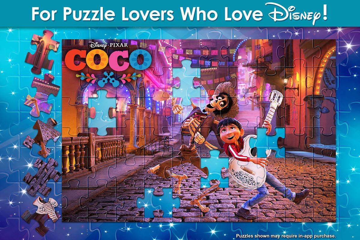 disney jigsaw puzzle android apps on google play