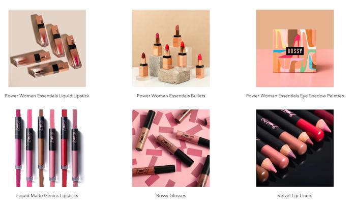 Bossy Cosmetics