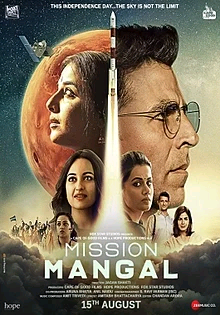 Mission Mangal Full Movie Free Download In Full HD - 720p HD, 480p, 360p, Bluray, Webrip, HDrip