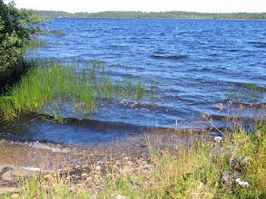 Photo: Волна на озере