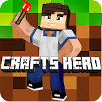 Crafts Hero: Exploration Free Icon