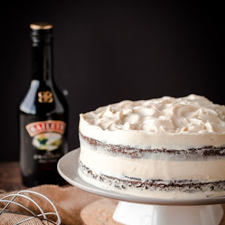 Guinness Stout Cake with Bailey'S Cream Cheese Frosting Recipe