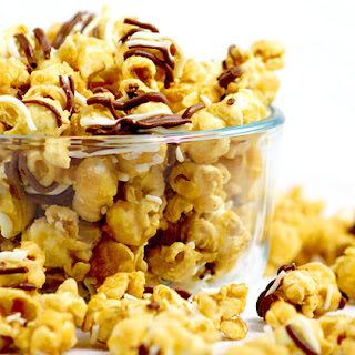 No Butter Caramel Popcorn Recipes.