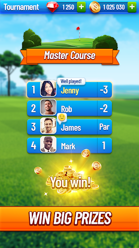 Golf Strike screenshot 4