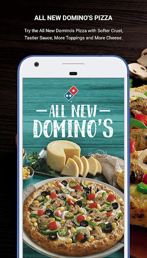 Domino's Pizza Online Delivery  screenshots 1