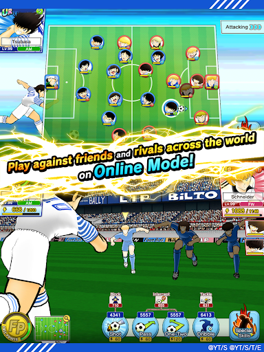 Captain Tsubasa: Dream Team 1.10.2 gameplay | by HackJr.Pw 16