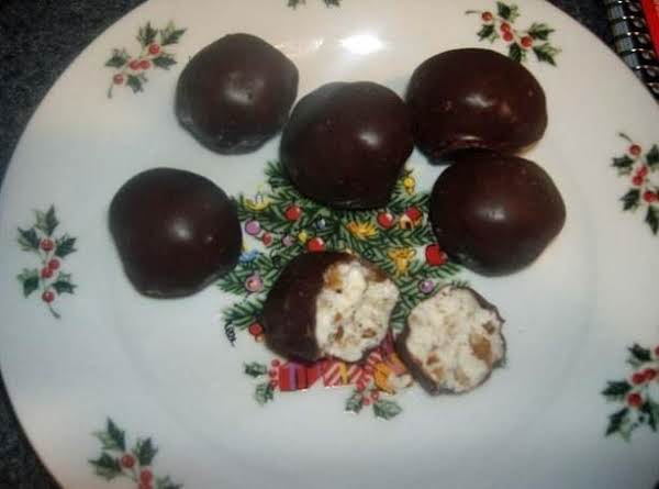 Martha Washington Balls Recipe