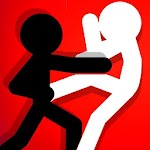 Stickman Fighting Physics Game Icon