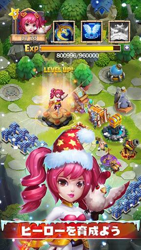 Castle Clashuff1au9802u4e0au6c7au6226 apktram screenshots 13