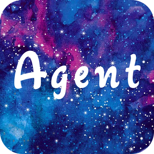 Agent Galaxy Font for FlipFont , Cool Fonts Text
